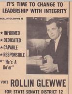 Rollin Glewwe